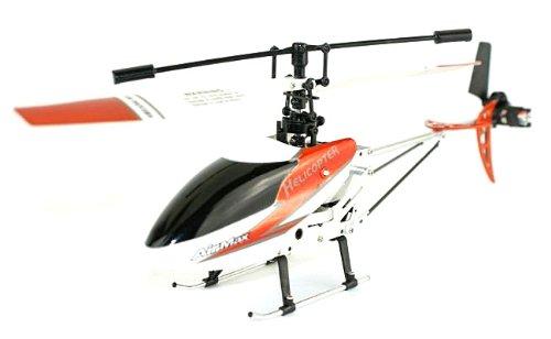 Imagen de AirMax Mini hoja simple Helicóptero Gyro 3CH 9103 con servo (El color puede variar)
