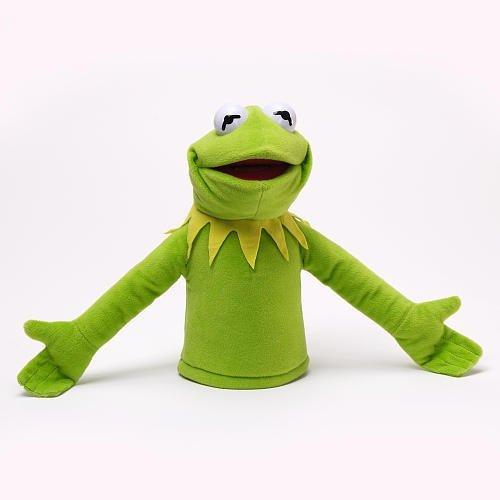 The Muppets Kermit the Frog Puppet