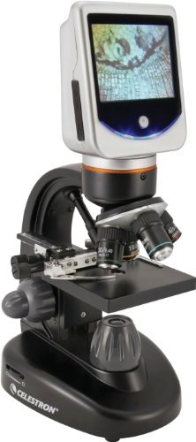 Celestron 5 MP LCD Deluxe Digital Microscope