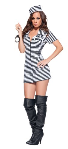 Miss Behaved Women Costume