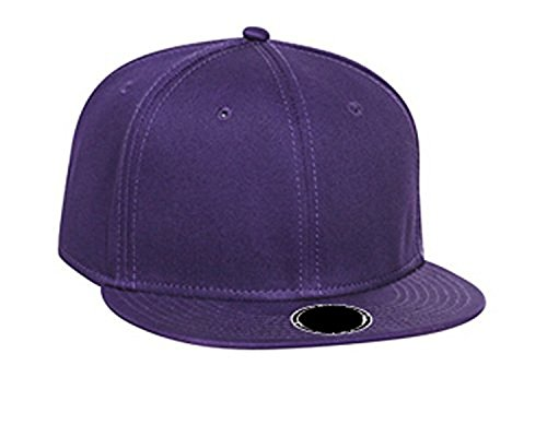 Hats & Caps Shop Superior Cn Twill Flat Visor Snapback Pro Style Caps - Purple - By TheTargetBuys Alpinestars Umbrella