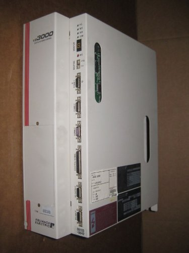 Reliance Electric Uvzc3202 Vz3000 Series Induction Ac Servo Re