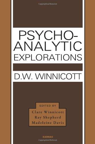 Psycho-Analytic Explorations