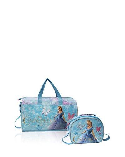 Disney Bolsa de viaje + Neceser Cinderella