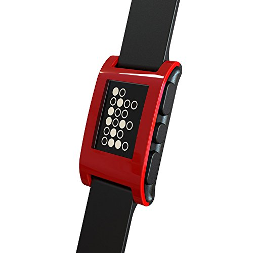 Pebble-301RD-Smart-Watch