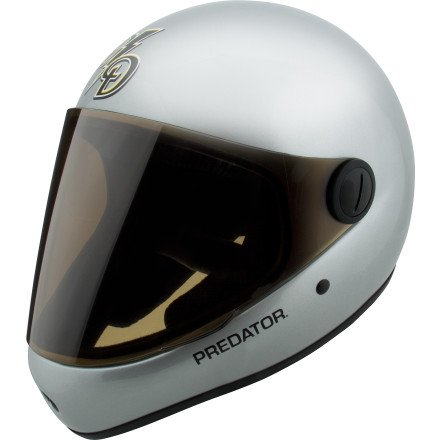 Sector 9 The Draft Dd Helmet, Silver
