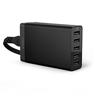 Anker® 40W USB Desktop Charger by Anker