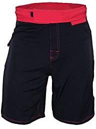 Crossfit Shorts Agility 1.0 (Black/Red, 38)