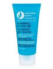 Australian Native Botanicals Rosella Flower Revitalising Shower Gel 50ml