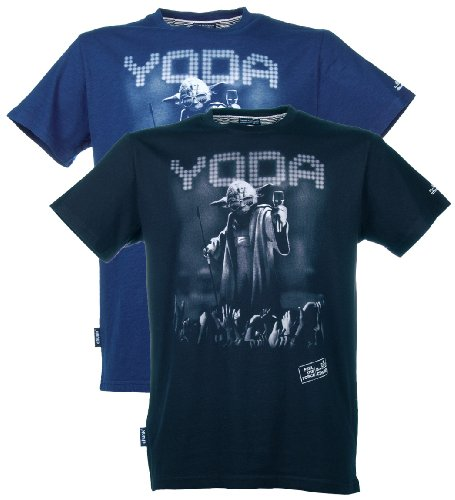 CHUNK Star-Wars 'Yoda Live' Official Merchandise T-Shirt