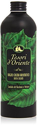 Tesori d'Oriente - Bagno Crema, Aromatico, 500 ml
