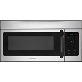Frigidaire FFMV162LS 1.6 Cu. Ft. Over-The-Range Microwave