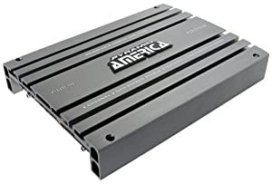 Pyramid PB618 2,000-Watt 4-Channel Bridgeable Mosfet Amplifier by Pyramid