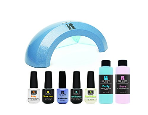 Red Carpet Manicure's Cinderella Pro Kit (Red Carpet Gel Polish Purify compare prices)