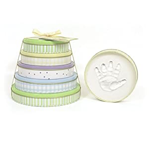 Child to Cherish Handprints Tower Of Time Kit, Multi