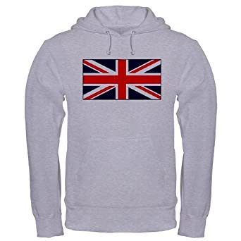 British Flag Hoos  Sweatshirts | Women's Organic Hoo