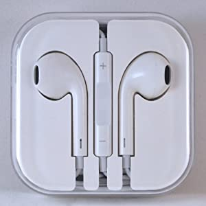 Earphone Earpods Headset OEM with Volume Remote and Mic for Apple Iphone 5 5g Iphone 4 4s Ipod Touch 5 Ipod 5th Ipod Nano 7