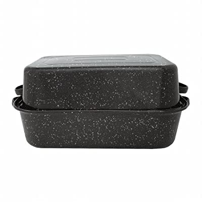 Covered Rectangle Roaster Pan