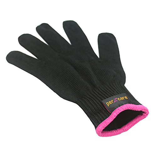 High Temperature Resistant Gloves for Curling, Flat Iron