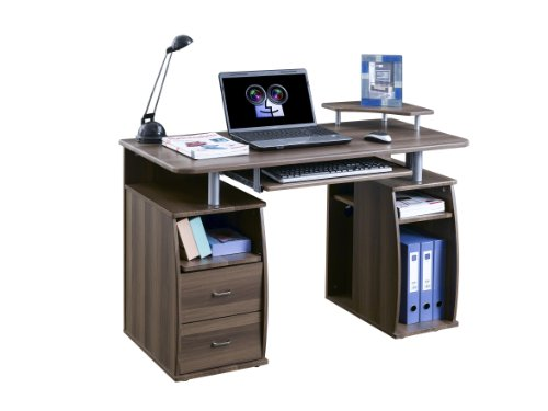 COMPUTER DESK HOME OFFICE FURNITURE PC TABLE