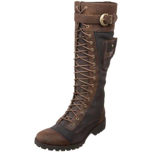Timberland Women's Earthkeepers Atrus Tall Zip Knee-High Boot