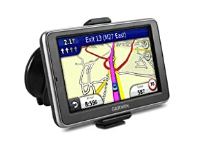 "Garmin nuvi 2440 5"" Sat Nav with UK and Western Europe Maps"