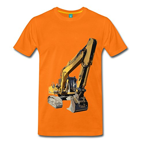 bagger-manner-premium-t-shirt-von-spreadshirtr-3xl-orange