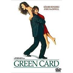グリーン・カード [DVD]