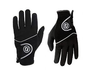 FootJoy Mens Rain-Grip Golf Gloves Medium