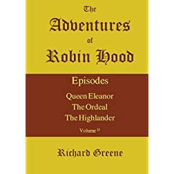 The Adventures of Robin Hood - Volume 15