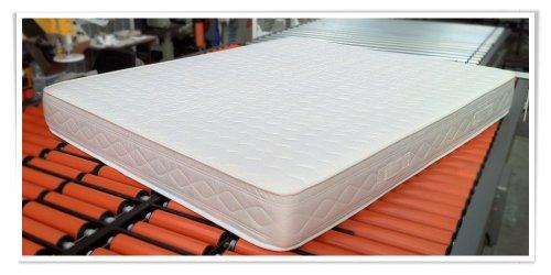 MiaSuite Ailime Materasso matrimoniale 160x190 alto 18 cm in waterfoam poliuretano espanso ortopedico