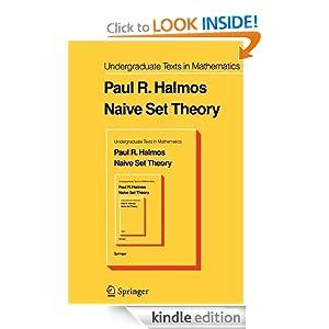 HALMOS NAIVE SET THEORY PDF DOWNLOAD