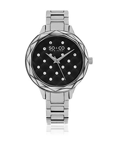 So&Co New York Uhr mit japanischem Quarzuhrwerk Woman GP16078 38 mm