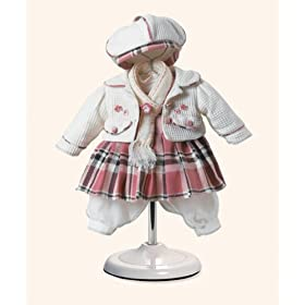 White Jacket/Jumper 2009 Adora doll outfit