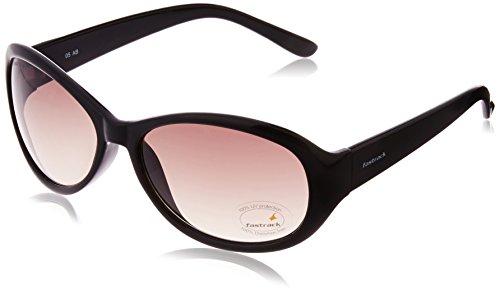 Fastrack Oval Sunglasses P188BR1F