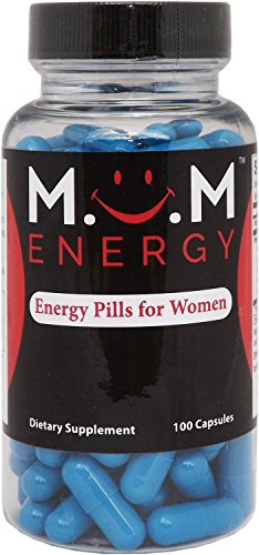 MOM ENERGY - Energy Pills for Women 100 Capsules (Focus Pep compare prices)