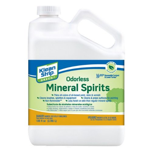 klean-strip-green-1-gallon-odorless-mineral-spirits-sold-in-packs-of-4