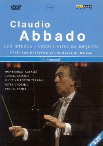 Claudio Abbado In Rehearsal [DVD] [2002]