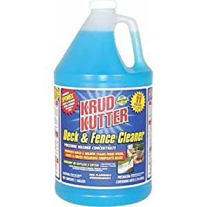 power washer detergent