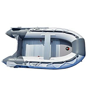 Buy 8.2 ft Inflatable boat Inflatable Pontoon Dinghy Raft Tender Boat by Bris Boat