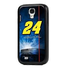 NASCAR Jeff Gordon 24 Pepsi Max Galaxy S4 Rugged Case by Keyscaper