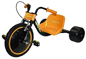 ELEKTRA Kids Hog Flashing Trike - Orange