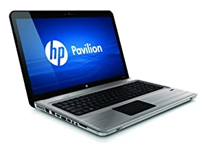 HP Pavilion dv7-4106 43,2 cm (17 Zoll) Notebook (Intel Core i5 460M, 2,5GHz, 4GB RAM, 640GB HDD, ATI HD 5650, Win7 HP, Blu-ray)
