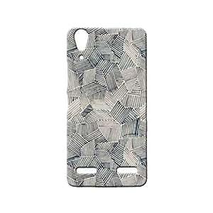 BLUEDIO Designer 3D Printed Back case cover for Lenovo A6000 / A6000 Plus - G0667