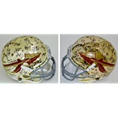 2013 National Champion Florida State Seminoles Autographed  Hand Signed Full Size FSU...