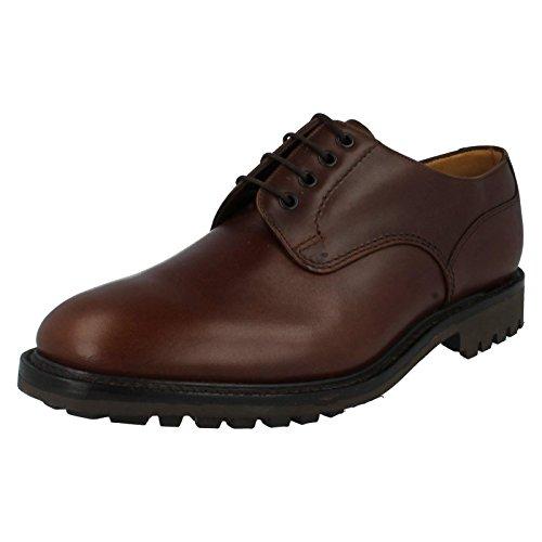 loake-zapatos-para-hombre-color-braun-gewachst-talla-45