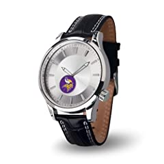Brand New Minnesota Vikings NFL Icon Series Mens Watch by Things for You