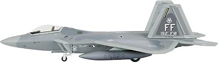 F-22A maquette avion échelle 1:200 USAF, 192nd FW