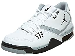 Jordan Flight23 Mens - White/Black/Grey - 10.5