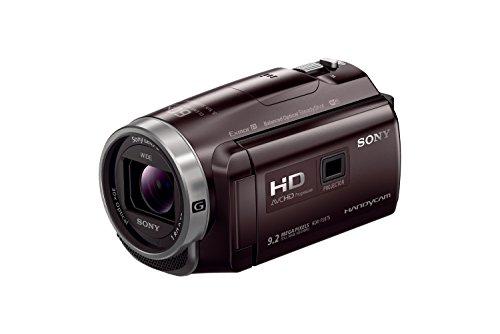 SONY ビデオカメラ Handycam HDR-PJ675 ボルドーブラウン 光学30倍 HDR-PJ675-T